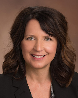 Carrie Wilson, First Bank & Trust