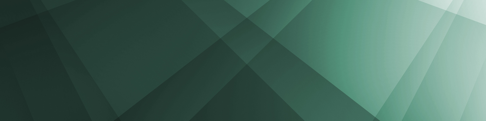 Green geometric pattern