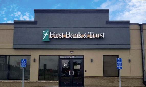 First Bank & Trust, Roseville, Minnesota