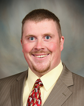 Patrick Blauert, Business Banking, First Bank & Trust, Milbank, South Dakota